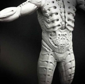 """The Making of an Engineer from """"Prometheus"""" (23 photos) 10"""