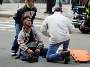 Boston Marathon Bombing (30 photos) 1