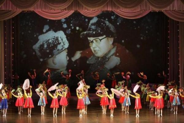 1117 Βόρειας Κορέας Προπαγάνδα (28 φωτογραφίες)