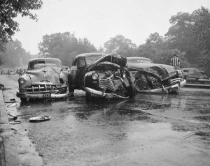 Car Accidents from the Past (44 photos) 1