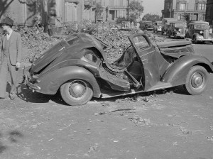 Car Accidents from the Past (44 photos) 12