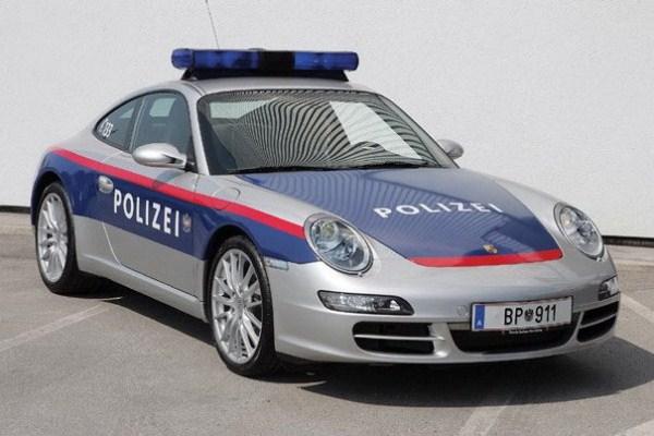 142 πιο εξωτικά αυτοκίνητα της αστυνομίας στον κόσμο (20 φωτογραφίες)