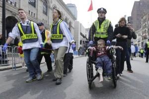 Boston Marathon Bombing (30 photos) 14