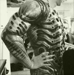 """The Making of an Engineer from """"Prometheus"""" (23 photos) 14"""