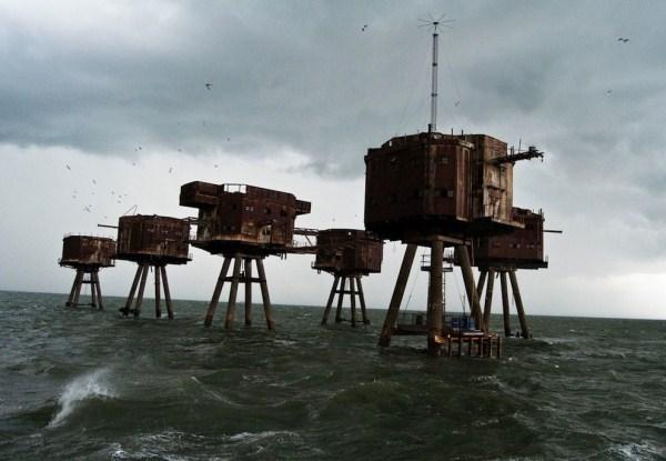 145 Os 33 Mais Belos Locais abandonado no mundo (33 fotos)