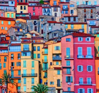 The Most Colorful Cities In The World (24 photos)