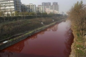 Pollution in China (17 photos) 16