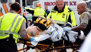 Boston Marathon Bombing (30 photos) 16