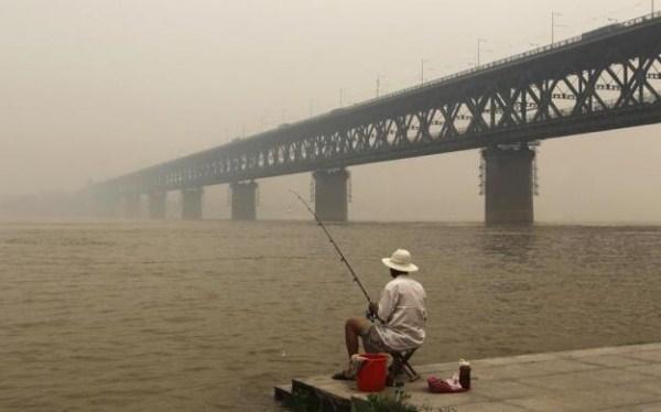 17 Ρύπανση στην Κίνα (17 φωτογραφίες)