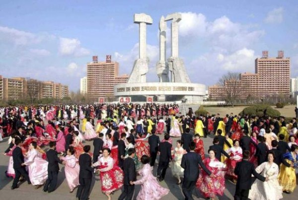 1712 Βόρειας Κορέας Προπαγάνδα (28 φωτογραφίες)
