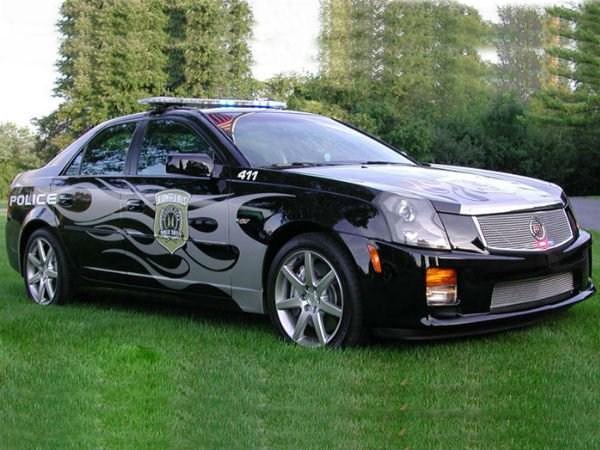 172 πιο εξωτικά αυτοκίνητα της αστυνομίας στον κόσμο (20 φωτογραφίες)