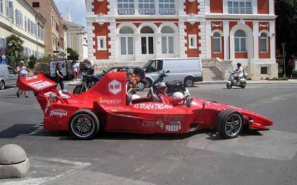 1723 Σπιτική Formula One Car Racing (19 φωτογραφίες)