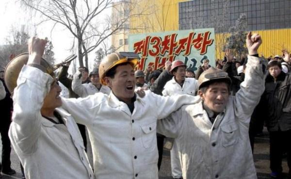 1812 Βόρειας Κορέας Προπαγάνδα (28 φωτογραφίες)