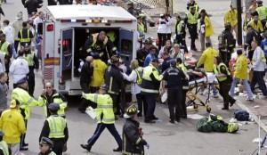 Boston Marathon Bombing (30 photos) 19