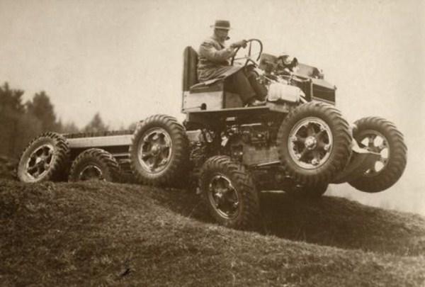 1931 44 Ανεξήγητο Φωτογραφίες από το παρελθόν (44 φωτογραφίες)