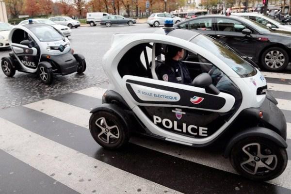 201 πιο εξωτικά αυτοκίνητα της αστυνομίας στον κόσμο (20 φωτογραφίες)