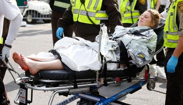 Boston Marathon Bombing (30 photos) 20