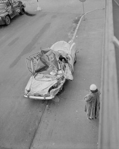Car Accidents from the Past (44 photos) 21