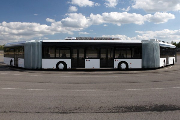 World's Largest Bus (18 photos) 2