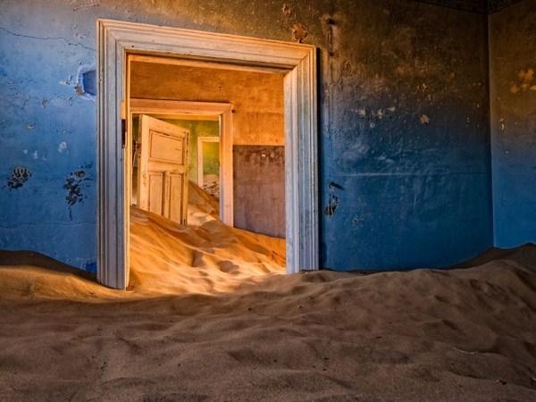 215 Os 33 Mais Belos Locais abandonado no mundo (33 fotos)