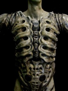 """The Making of an Engineer from """"Prometheus"""" (23 photos) 22"""