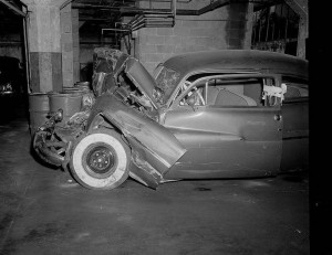 Car Accidents from the Past (44 photos) 22