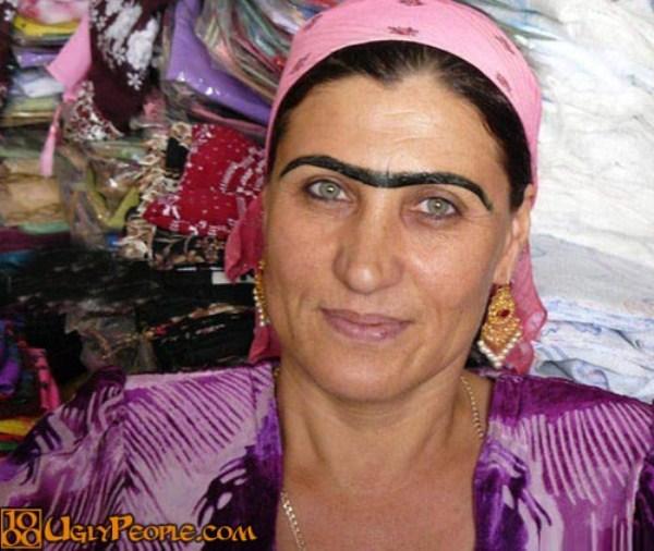2227 Weird Looking Women (45 photos)