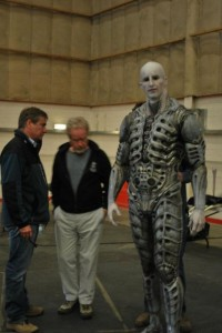 """The Making of an Engineer from """"Prometheus"""" (23 photos) 23"""