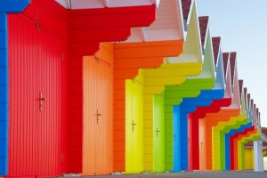 The Most Colorful Cities In The World (24 photos) 24