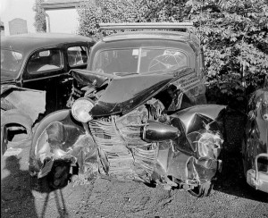 Car Accidents from the Past (44 photos) 25