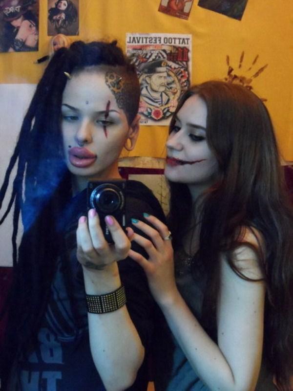 2522 Weird Looking Women (45 photos)