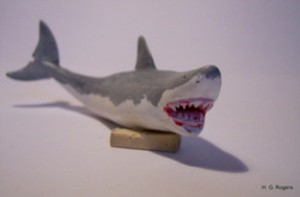 Best Scene From 'Jaws' In A Bottle (38 photos) 25
