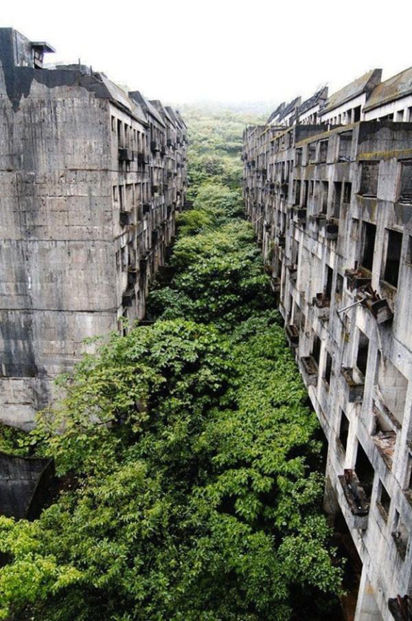 261 Os 33 Mais Belos Locais abandonado no mundo (33 fotos)