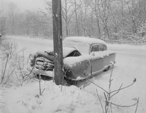 Car Accidents from the Past (44 photos) 26