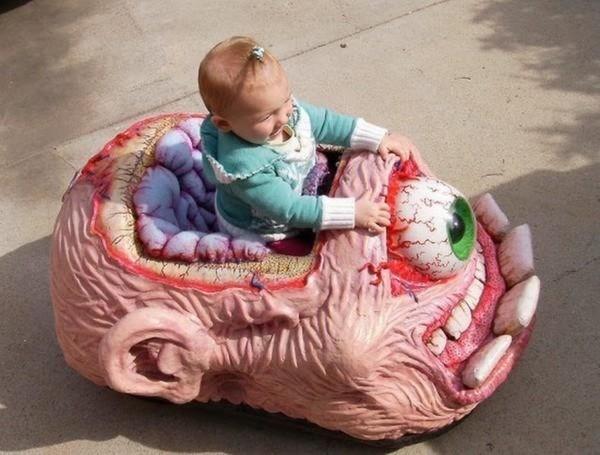 2816 Ανησυχητικές παιχνίδια για τα άτακτα παιδιά (32 φωτογραφίες)