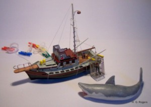Best Scene From 'Jaws' In A Bottle (38 photos) 29
