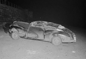 Car Accidents from the Past (44 photos) 30