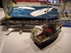 Best Scene From 'Jaws' In A Bottle (38 photos) 30