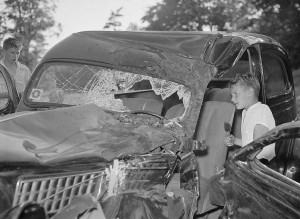 Car Accidents from the Past (44 photos) 33
