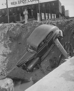 Car Accidents from the Past (44 photos) 3