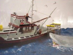 Best Scene From 'Jaws' In A Bottle (38 photos) 36