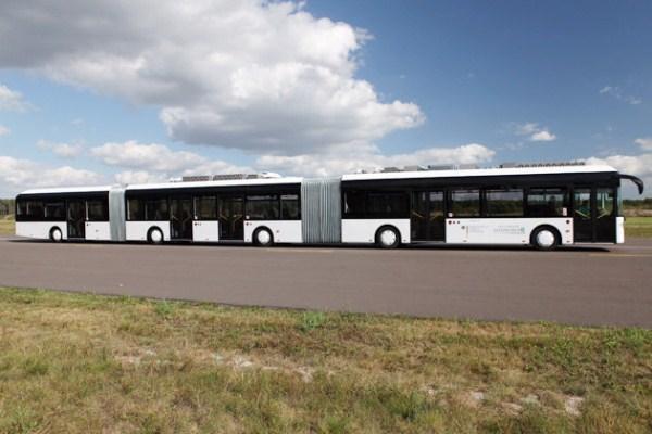 Η μεγαλύτερη Bus 368 στον κόσμο (18 φωτογραφίες)