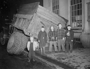 Car Accidents from the Past (44 photos) 37