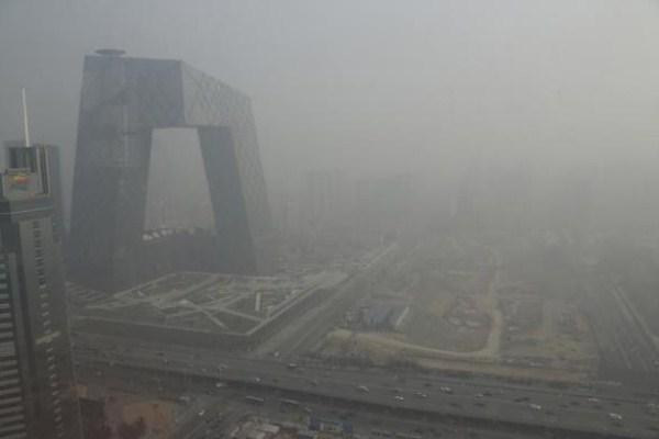 4 Ρύπανση στην Κίνα (17 φωτογραφίες)