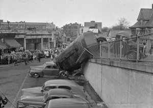Car Accidents from the Past (44 photos) 40