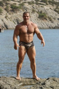 The Biggest Bicep of Russia (48 photos) 41