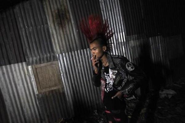 419 Μιανμάρ Punks (10 φωτογραφίες)