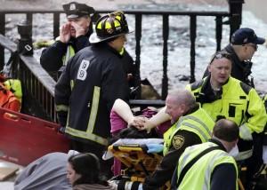 Boston Marathon Bombing (30 photos) 4
