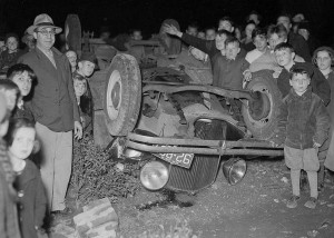 Car Accidents from the Past (44 photos) 42