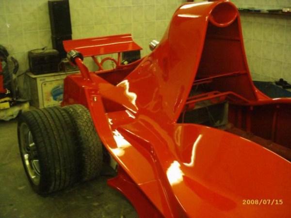 429 Σπιτική Formula One Car Racing (19 φωτογραφίες)